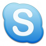 blue_and_green_skype_icon_by_softarea-d52grav