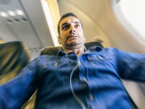 panika u avionu