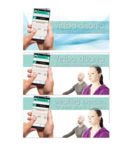 vežbe disanja hit app