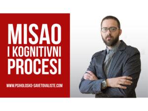 misao i kognitivni procesi