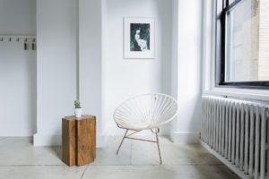 minimalistički uređem prostor