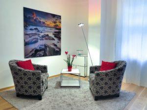 psihoterapijska soba