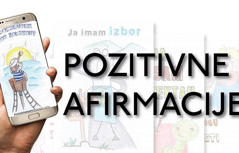 pozitivne afirmacije