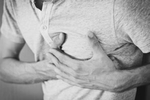 covek ima srcani napad